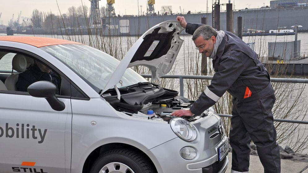 Pannenservice für Elektrofahrzeuge: Ohne Schulung keine Hilfe