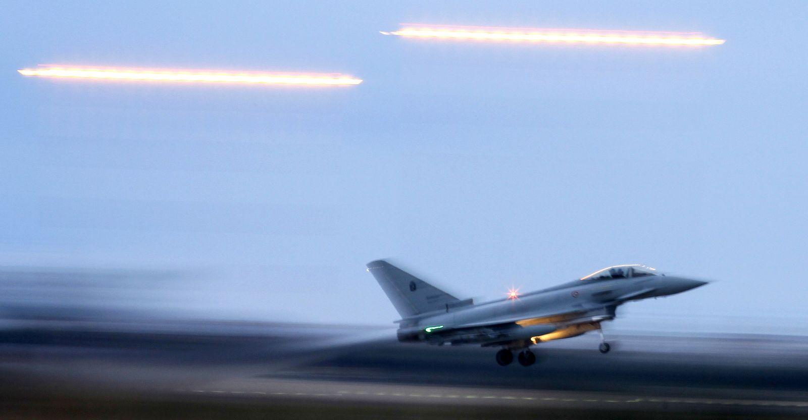 Libyen Luftschläge Sonntag