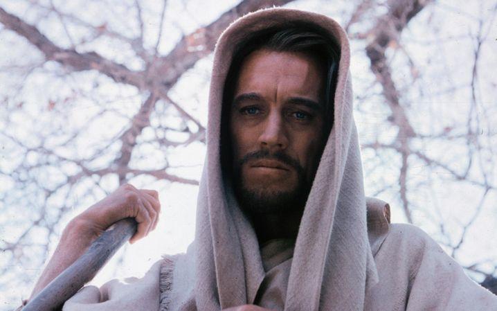 """Verletzlichkeit mit wenig Mitteln - Max von Sydow 1963 als Jesus in """"Die größte Geschichte aller Zeiten"""""""