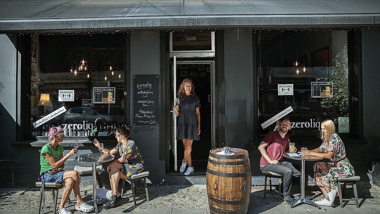 Kein Alkohol ist doch eine Lösung - DER SPIEGEL - Panorama