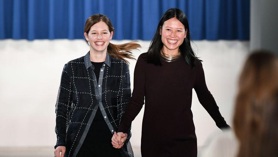 Johanna Perret und Tutia Schaad