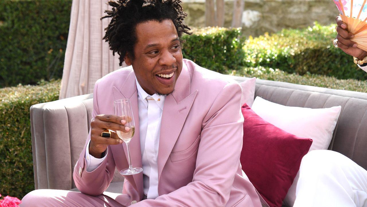 Luxus-Champagnermarke: LVMH steigt ins Geschäft von Rapper Jay-Z ein - DER SPIEGEL