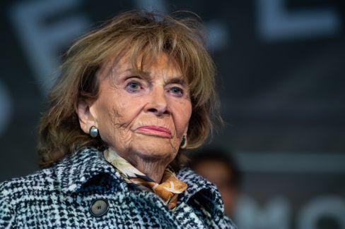 Charlotte Knobloch: Die Münchnerin war von 2006 bis 2010 Präsidentin des Zentralrats der Juden