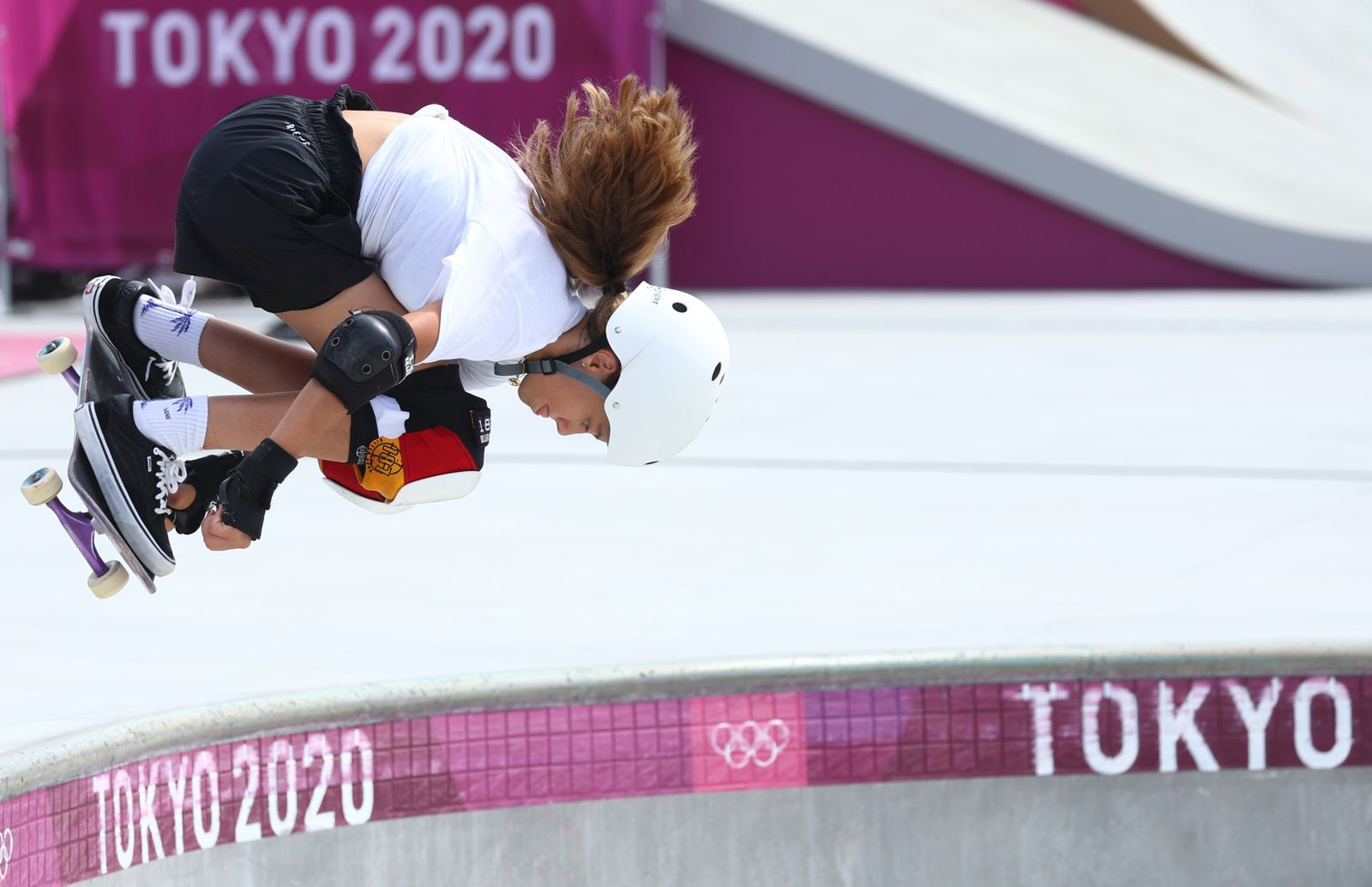 Skateboarding - Women's Park - Preliminary Round