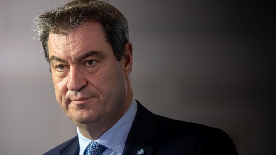 """Markus Söder: """"Steuersenkungen sind das richtige Konzept"""""""