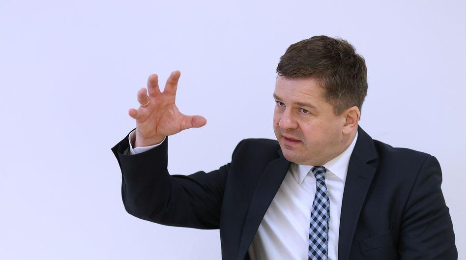 Sven Schulze, CDU-Chef in Sachsen-Anhalt