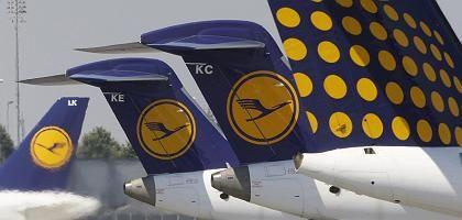 Lufthansa-Maschinen in München: Gleich mehrere Konflikte zwischen Geschäftsführung und Piloten müssen gelöst werden