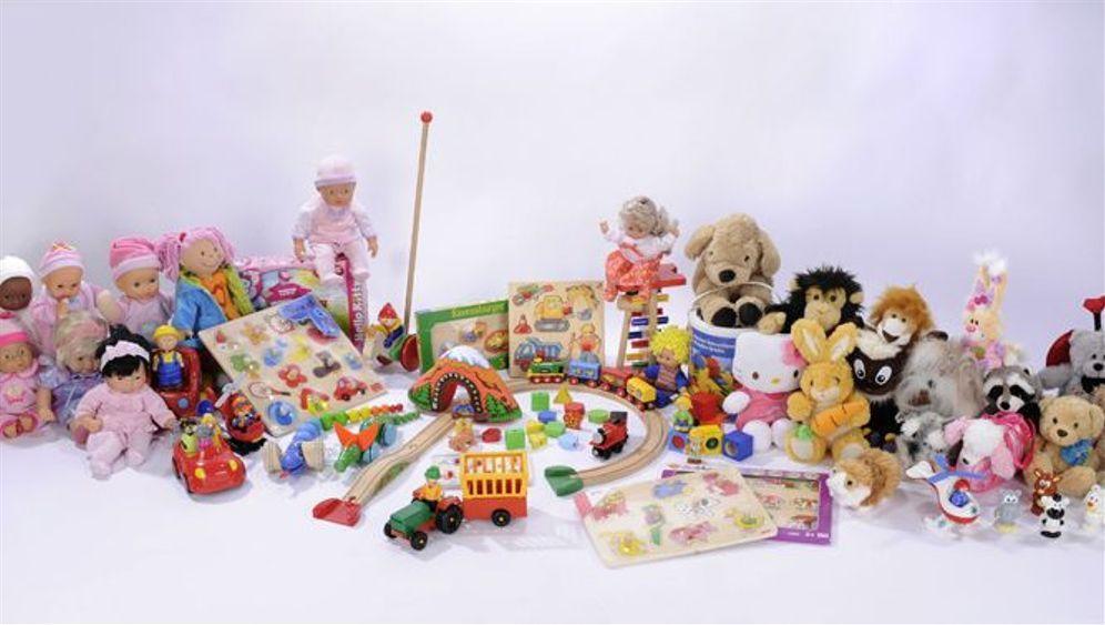 Gefährliches Spielzeug: Alarm im Kinderzimmer