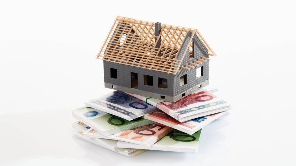 Bausparvertrag: Zinswette auf die Zukunft