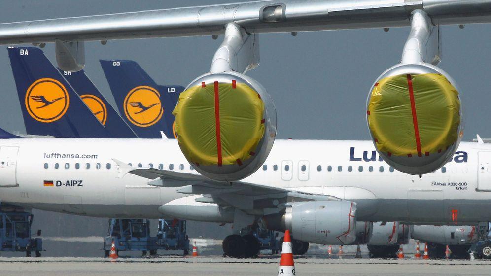 Stillstand im Flugverkehr: Das lange Warten