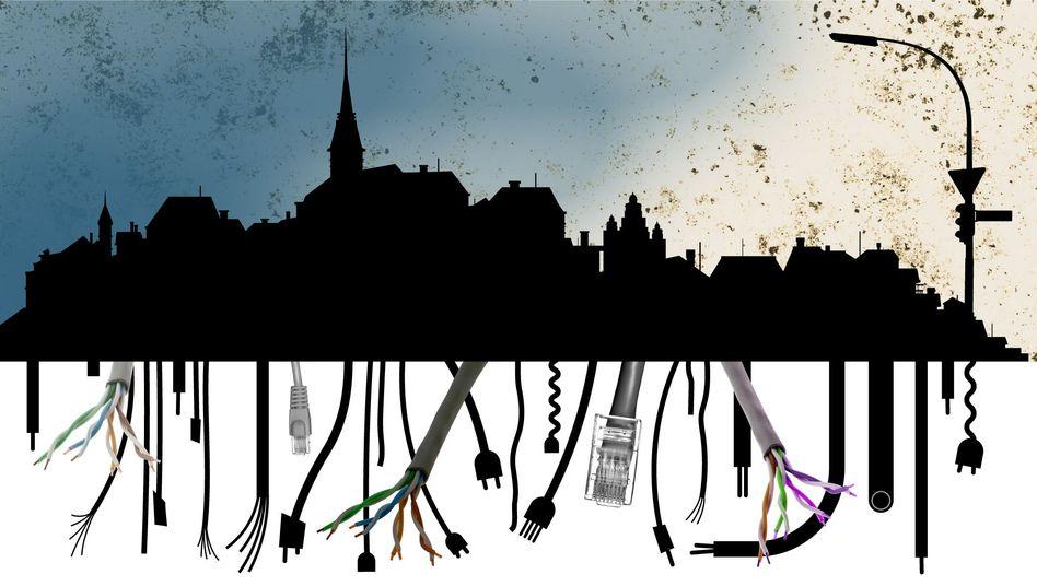 Vernetzte Städte
