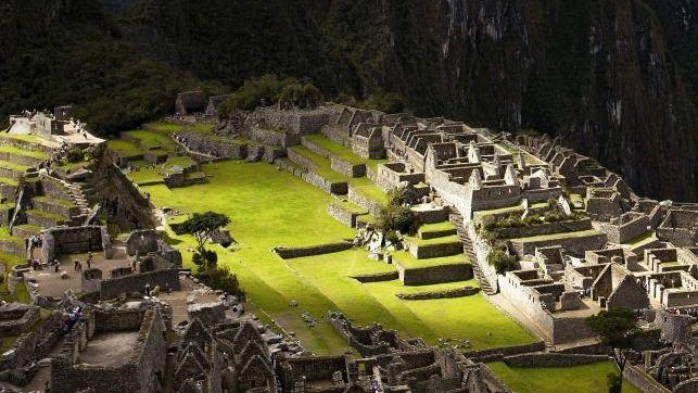 Palaststadt Machu Picchu