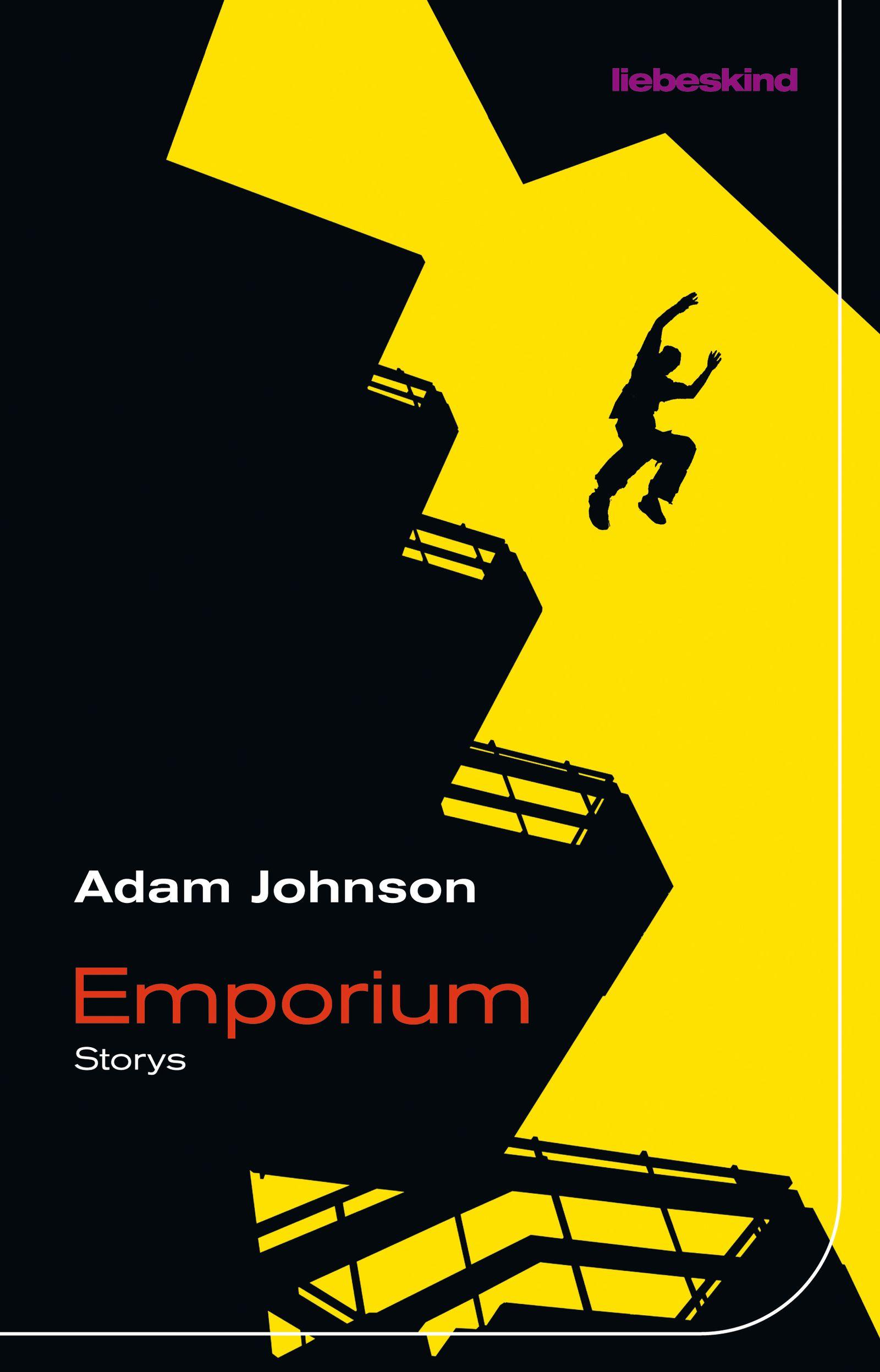 Tageskarte 19.04.10 / Buch / Adam Johnson / Emporium