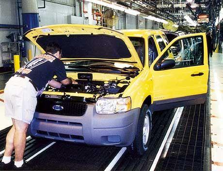 Produktion bei Ford in Amerika: Angestellte sollen Absatz ankurbeln