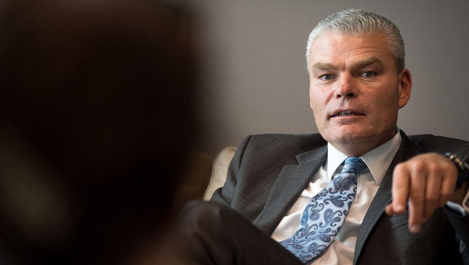 """Innenminister Stahlknecht: """"Personalentscheidungen, die ich zu treffen habe, treffe ich für mein Haus und im Sinne meiner Partei."""""""