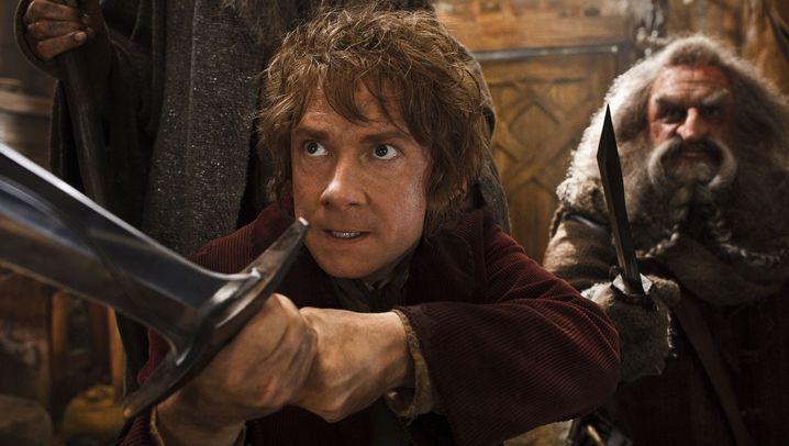"""""""Hobbit""""-Filmtrilogie: Mittelerde strahlt im Mittelteil"""