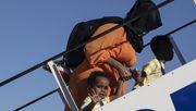 Deutsche uneins über Aufnahme weiterer Flüchtlingskinder aus Griechenland