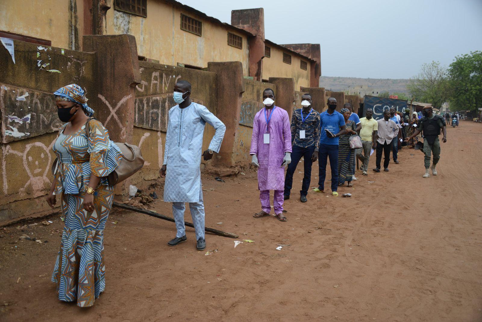 Parlamentswahlen in Mali