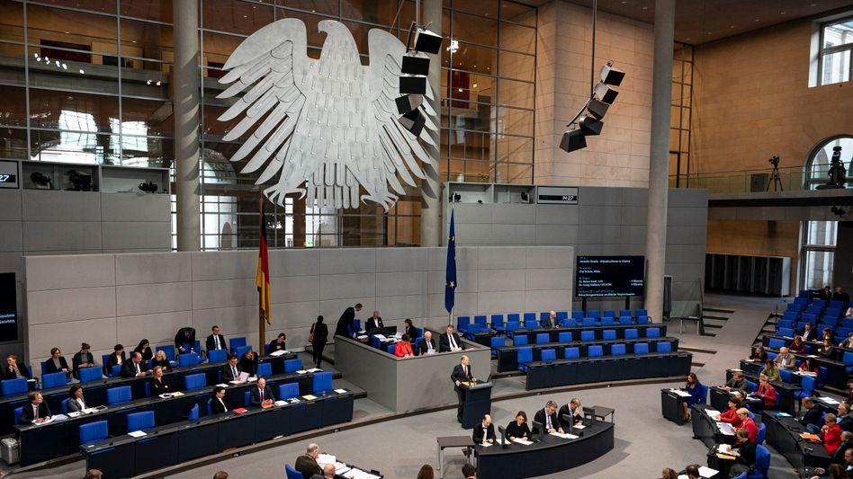 Bundestag (am 19. Dezember): Wie viel Geld kam von wem für wen?