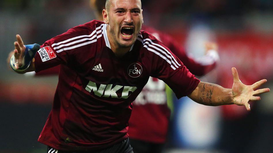 Nürnberg-Spieler Gebhart: Zoff im Club?