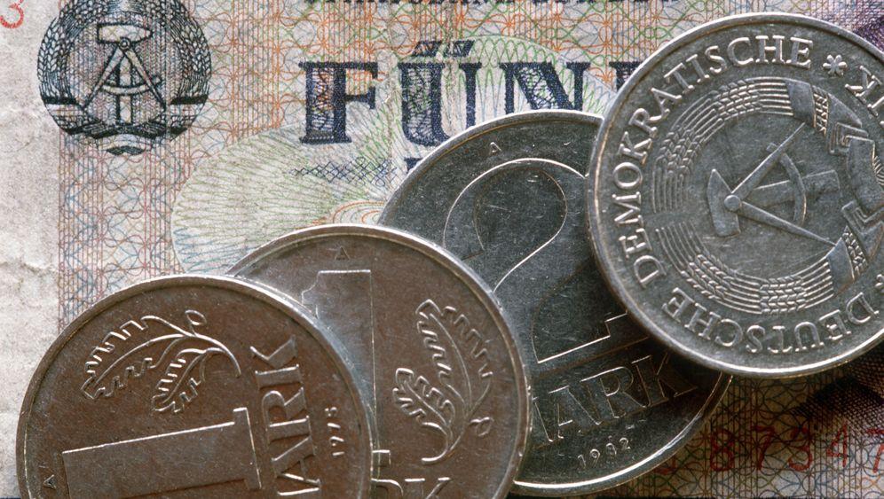Wiedervereinigung: Die deutsch-deutsche Währungsunion