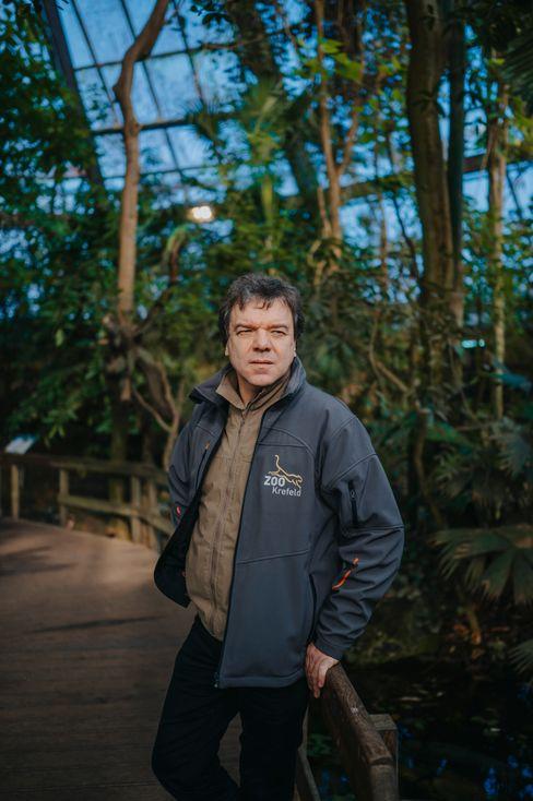 Zoo Director Dressen