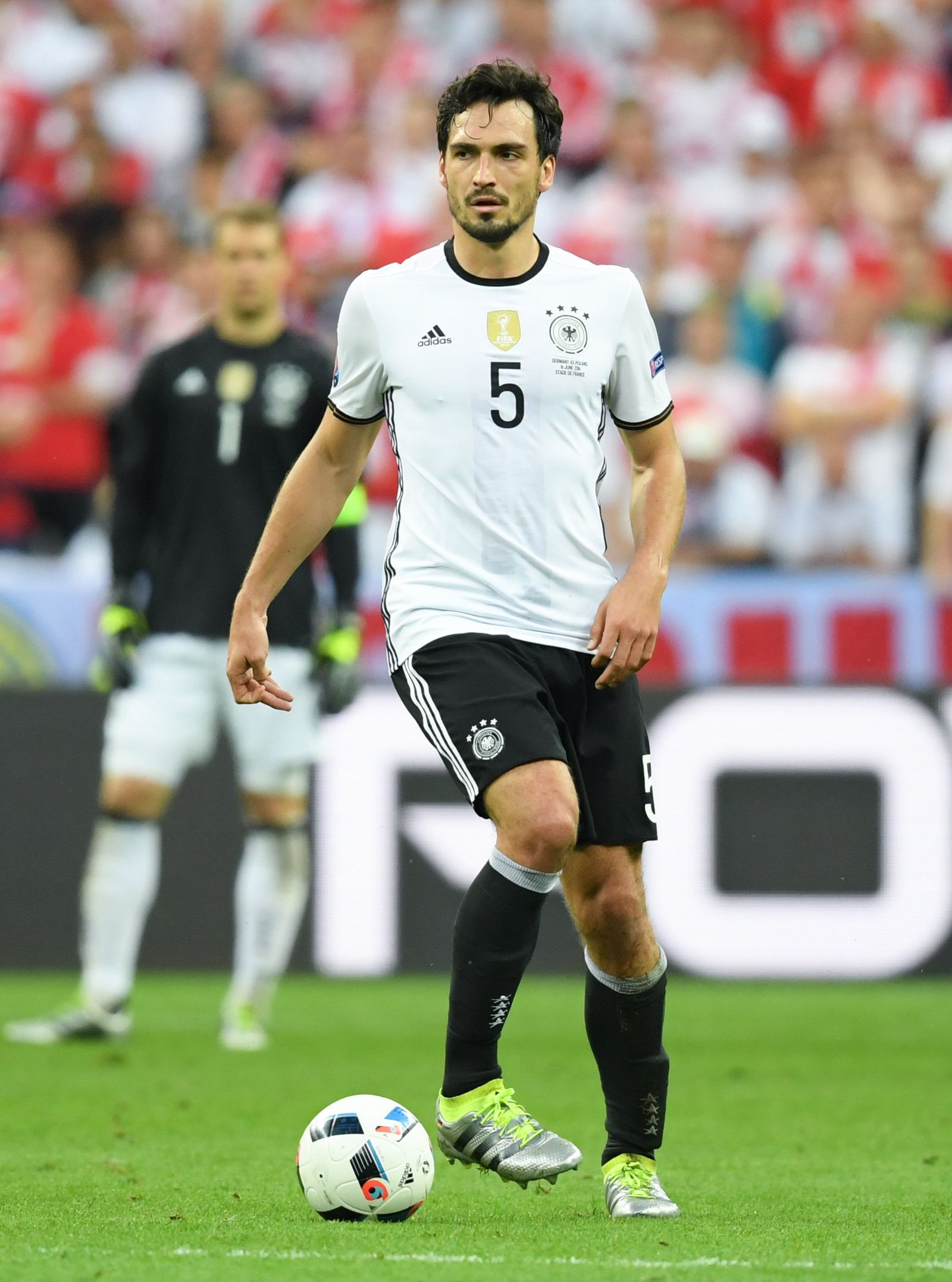 EURO 2016 - Mats Hummels