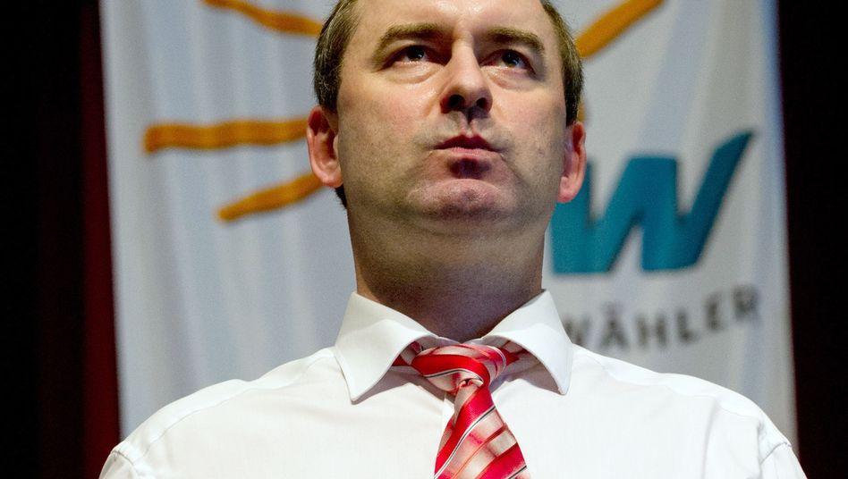 Freie-Wähler-Chef Aiwanger: Freund populistischer Thesen