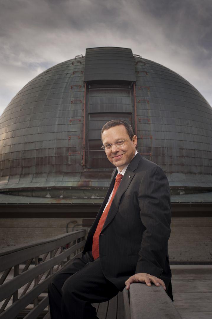"""Physiker Loeb: """"Der Streit gehört dazu"""""""