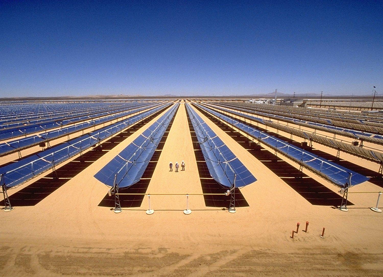 Solarthermie / Siemens