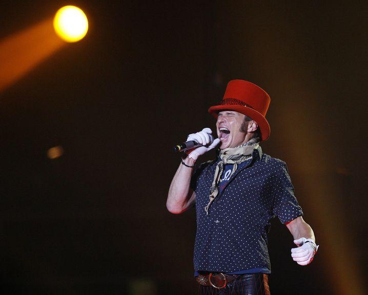 Der Frank Sinatra des Hardrock: David Lee Roth mit Van Halen in Las Vegas (2008)