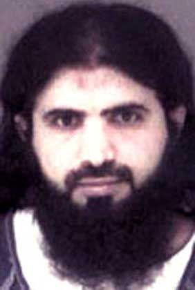 """Von Bush zum """"feindlichen Kämpfer"""" erklärt: Ali Saleh Kahlah al-Marri"""