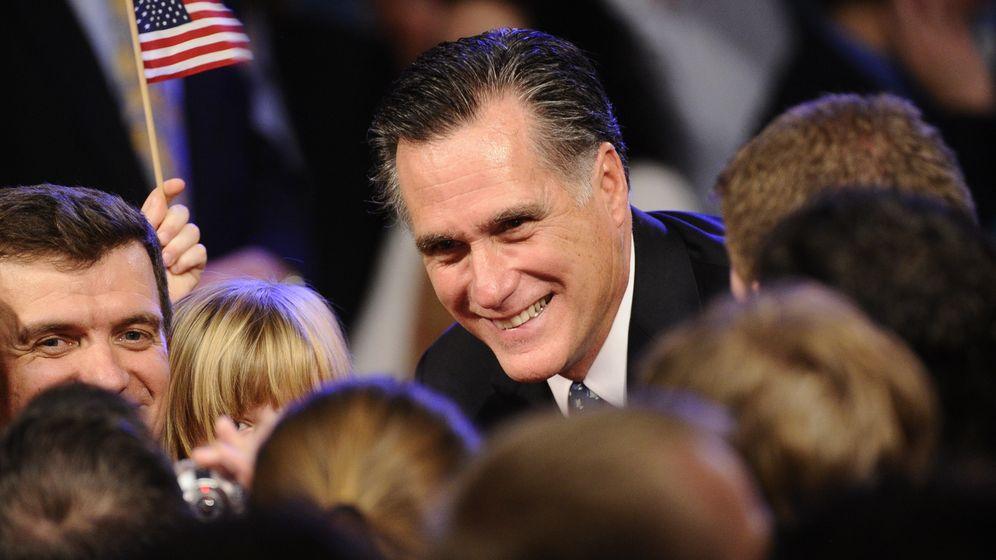 Vorwahlen in New Hampshire: Romneys zweiter Sieg