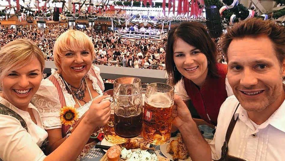 Bayern-Wahl: Wie die Grünen an die Macht wollen - DER SPIEGEL