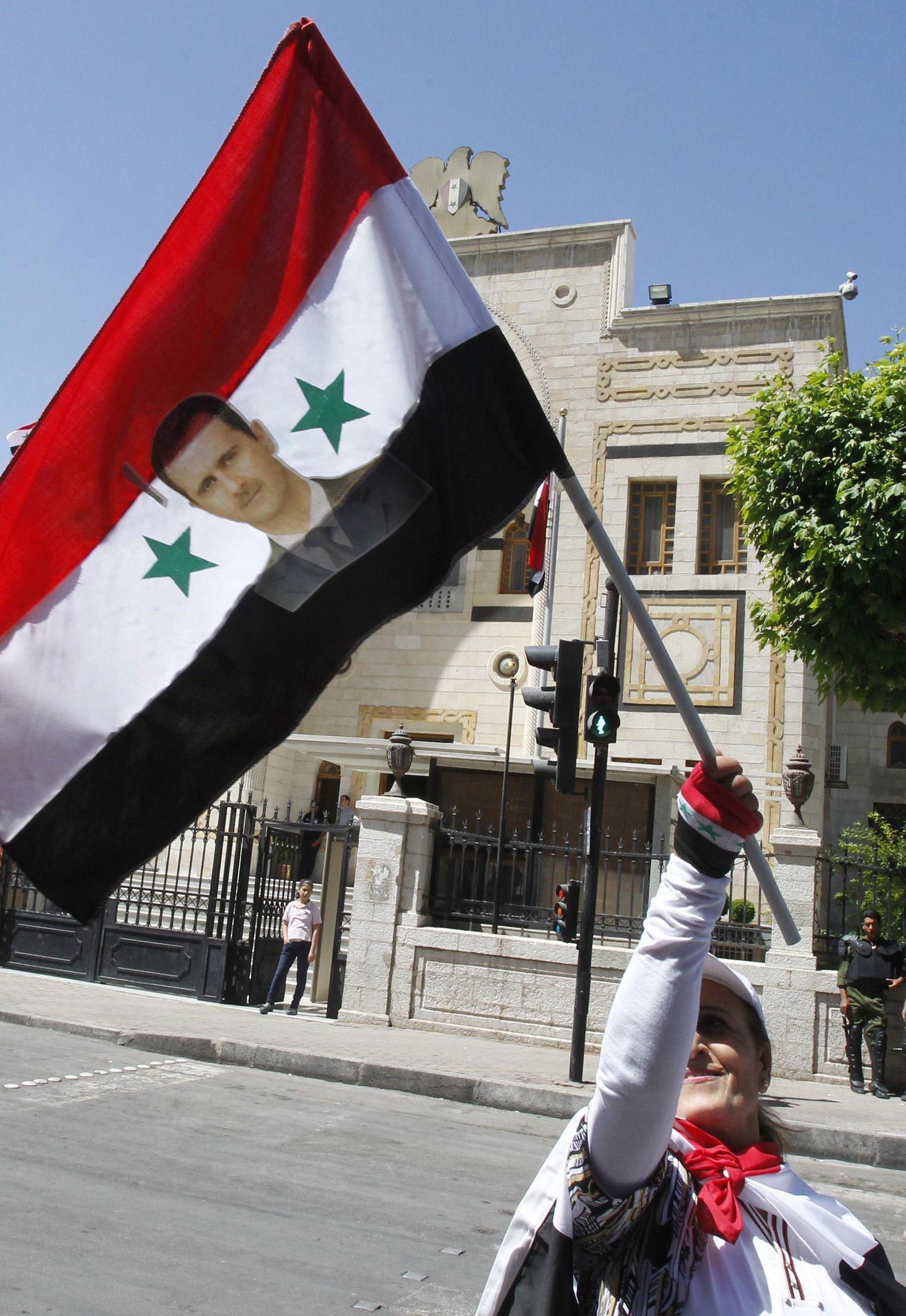 Syrien / VID