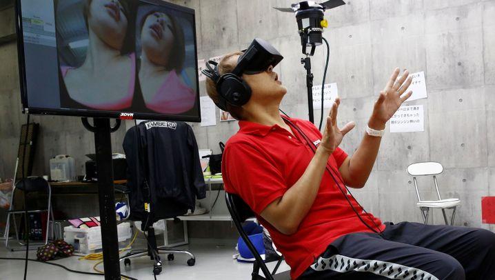 Virtual-Reality-Sex in Japan: Umarmung in eine andere Welt