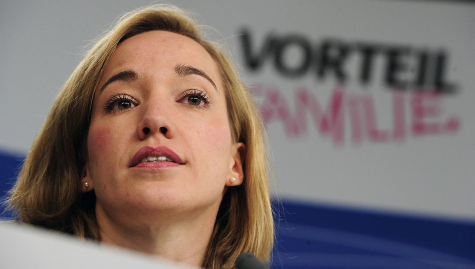 Familienministerin Schröder: Heftige Kritik nach ihren Feminismus-Äußerungen