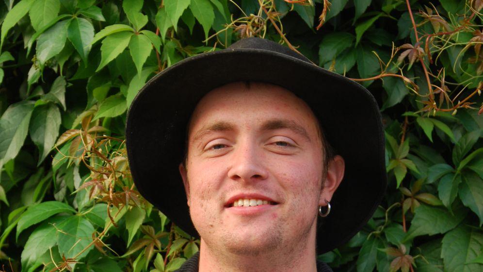 Tippeln bis Namibia: Enrico, 24, ist auf der Walz