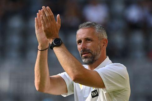 Gelungenes Debüt als BVB-Trainer: Marco Rose