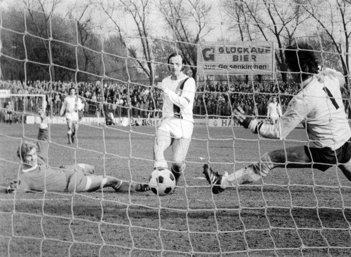 Schalke gegen Bielefeld 1971 – ein Auslöser des Bundesligaskandals