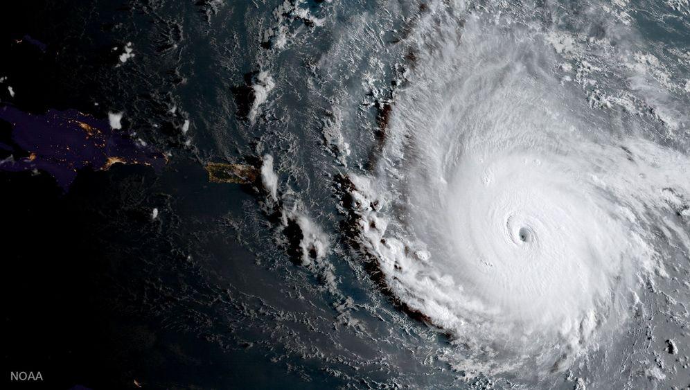 """Extrem gefährlich"": ""Irma"" hält Kurs auf Karibik"