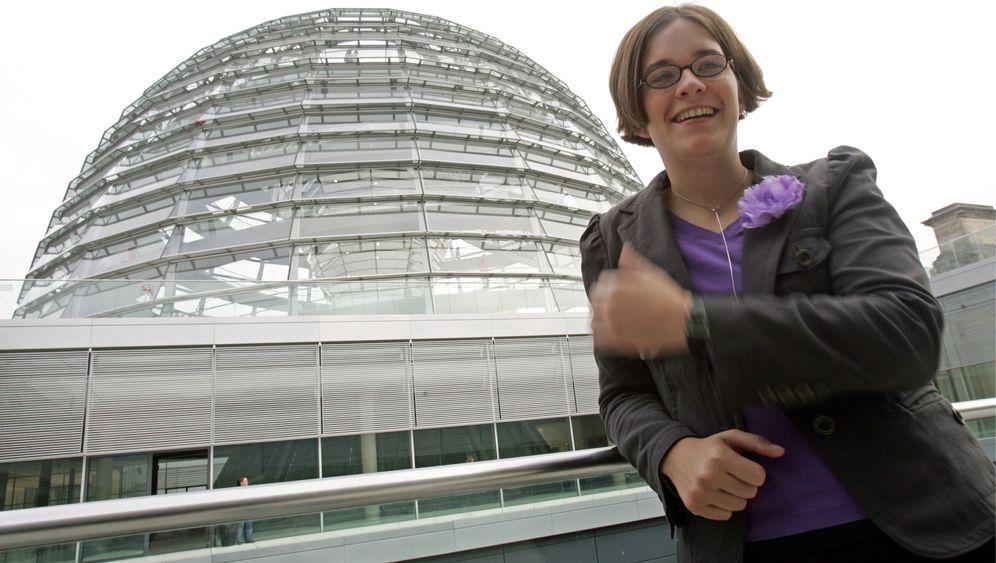 Bye bye, Bundestag: Jüngste Abgeordnete hört auf