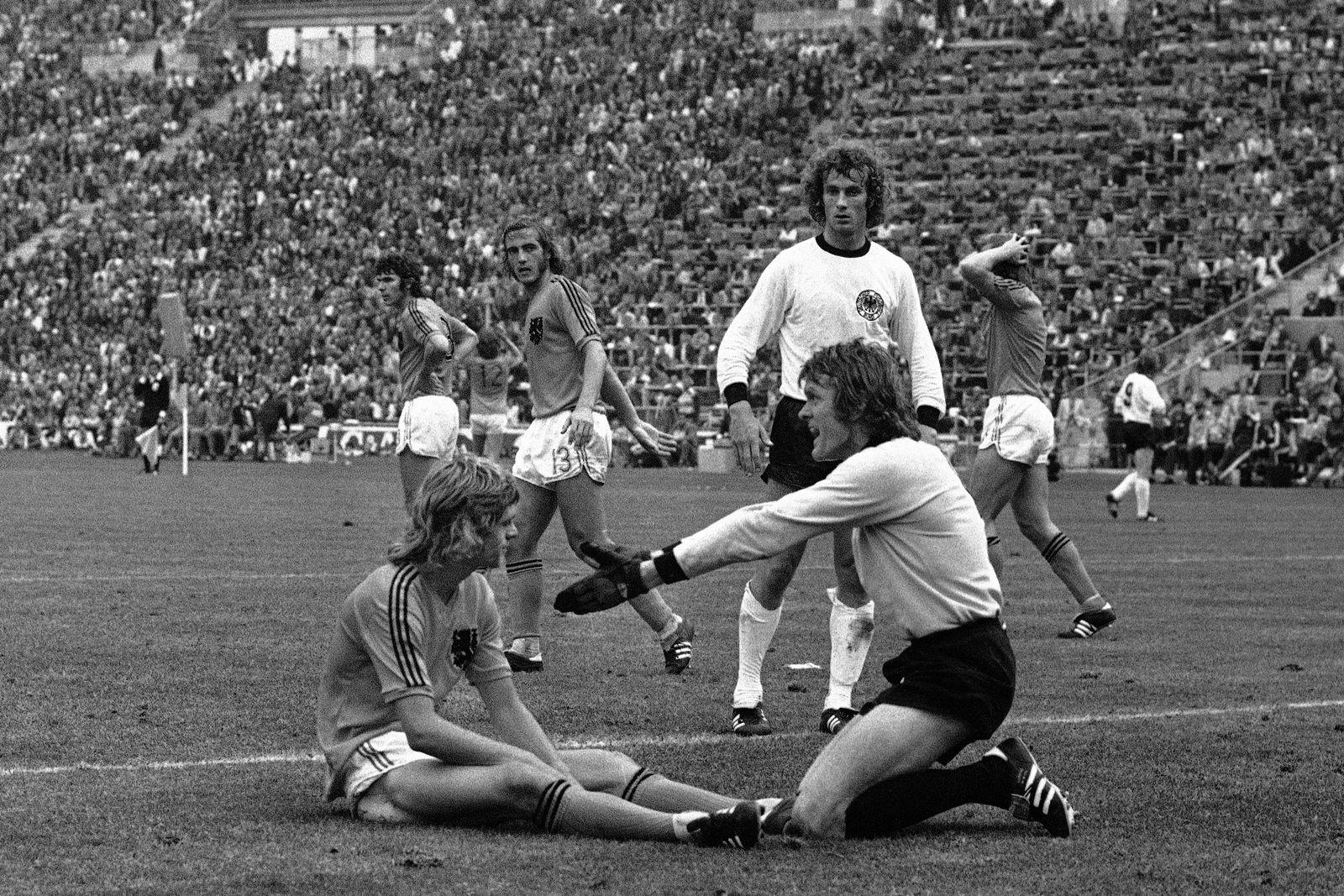 Sepp Maier/ 1974