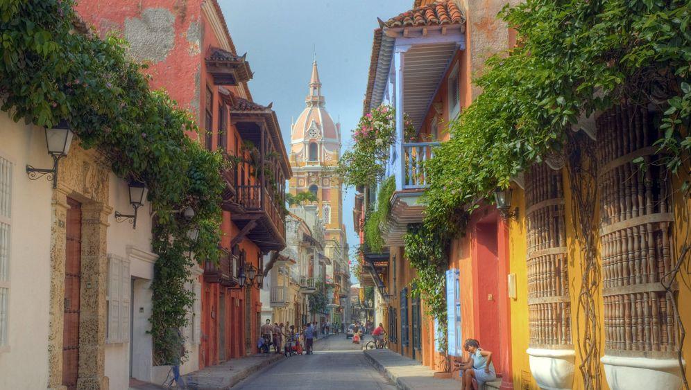 Kolumbianische Karibik: Kolonialbauten, Smaragdläden und Limettensaft