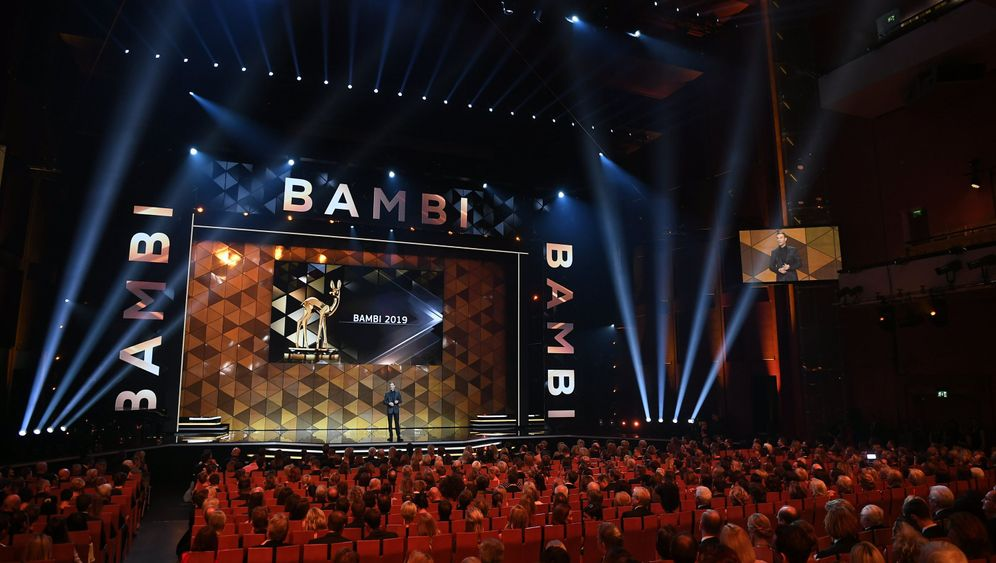Bambi-Verleihung 2019: Momente allgemeiner Rührung