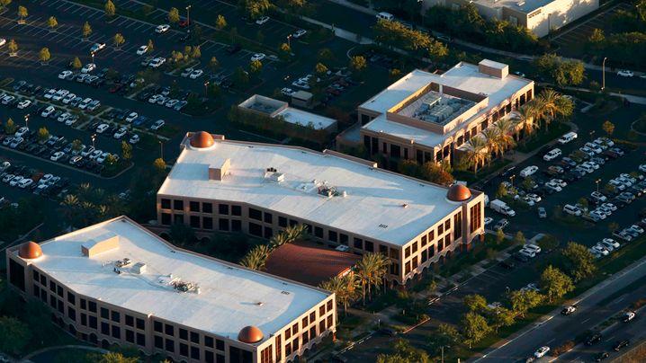 Kalifornien: Tödliche Schüsse in San Bernardino