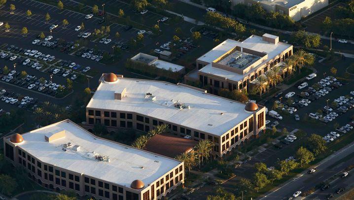 Angriff in Kalifornien: Tödliche Schüsse in San Bernardino