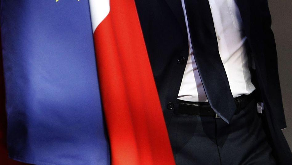 Neuer französischer Präsident Hollande: Klare Ansagen in Richtung Berlin