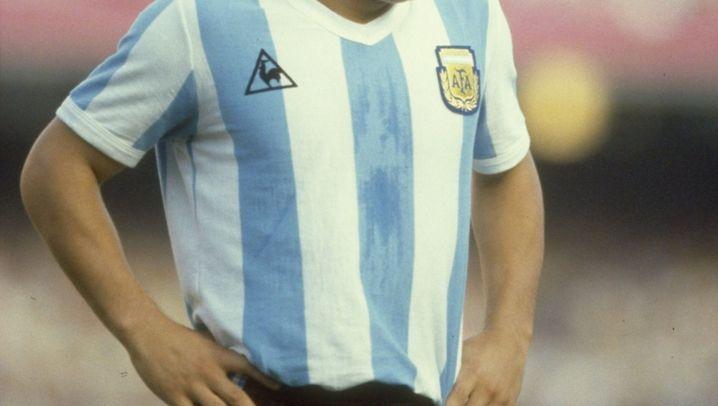 Fußball-Legende Maradona: Zwischen Doping und Dribbling