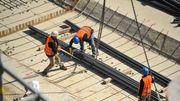 Coronakrise beendet langen deutschen Bauboom